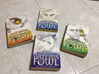"""ARTEMIS FOWL"" by Eoin Colfer ~ No. 1 Bestseller"