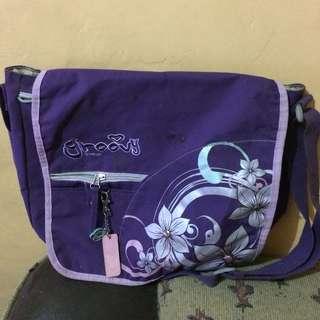 Purple Groovy Bag