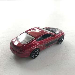 hot wheels - bentley continental super sports