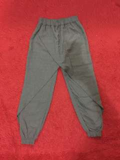 Grey Long Pants