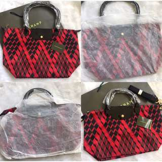 New longchamp (msh & mlh)