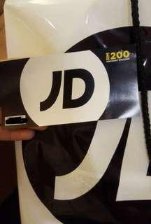 JD RM200 voucher