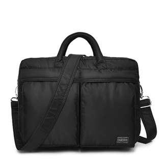 🚚 🔥CHEAPEST - Porter Tanker Style Document Detachable Sling Laptop Bag