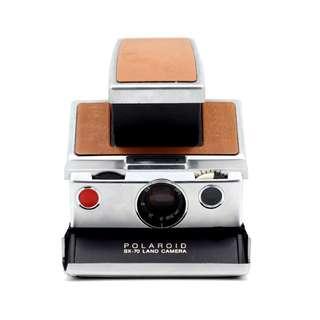 Polaroid SX-70 Classic Camera