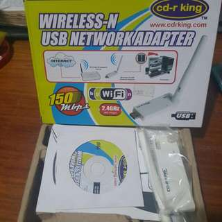 Wireless USB Network