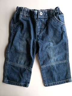 PRELOVED TARGET Baby Jeans Soft Cotton Pants - in excellent condition
