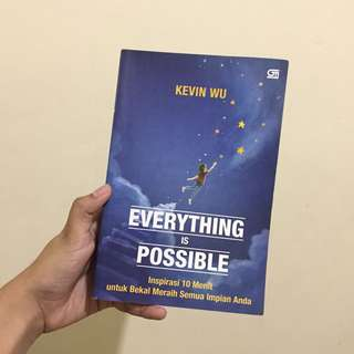 Everything is possible buku motivasi