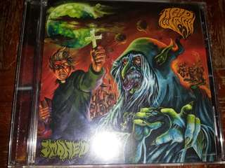 Music CD (Metal): Acid Witch ‎– Stoned - Doom Metal, Death Metal