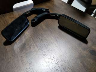 Universal Tinted Side Mirror