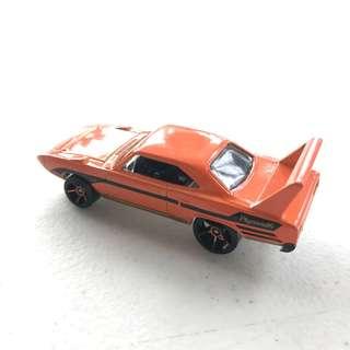 hot wheels - plymouth superbird