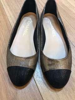 Chanel 平底鞋