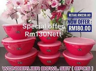 Wonderlier Bowl Set (8pcs)