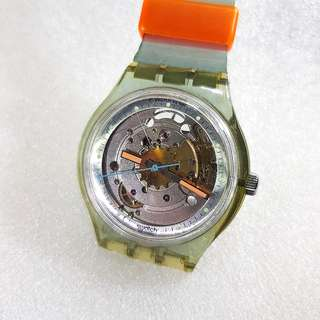 OriginalbSwatch Automatic Watch ( Used )