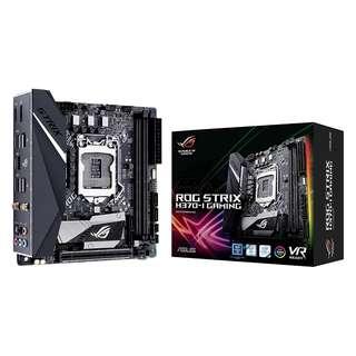 ASUS ROG STRIX H370-I GAMING ITX Motherboard