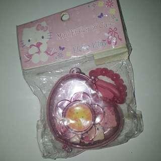 Hello Kitty Mini Erasers in Case