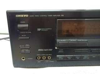 安喬 R l  收音擴音機110v 全正常 聲靚 送110v火牛 一隻