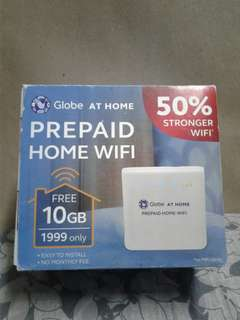 Globe AT HOME Prepaid Home WiFi