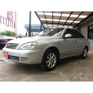 2004 Nissan Sentra 1.8 銀