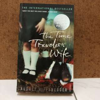 The Time Traveler's Wife book