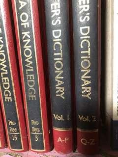 Grolier encyclopedia