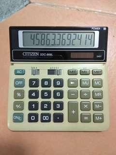 Casio Calculator SDC-868L