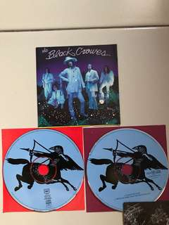 The Black Crowes - By Your Side (2CDs Set)