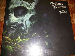 The Gates Of Slumber ‎– The Wretch - Music CD (Sealed) - Doom Metal