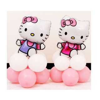 Hello Kitty Helium Inflatable Balloon - 75 cm