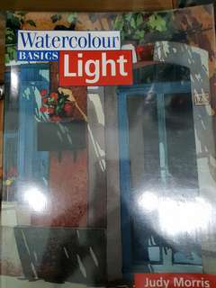Watercolour Basics Light by Judy Morris