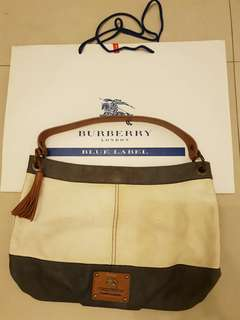 BURBERRY Blue Label Bucket Bag