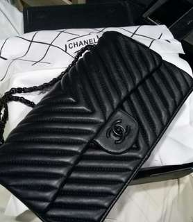 Chanel Chevron (reduced price)