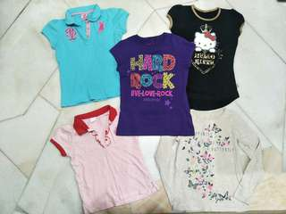 Girls Apparel - 5 pieces