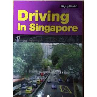 Driving in Singapore Theory Book