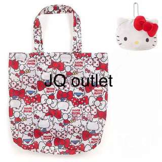 Recycle tote hello kitty 2