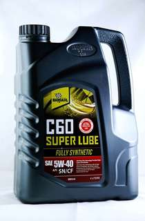 Bardahl C60 Fully Synthetic Lubricant