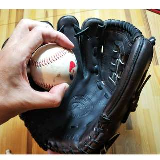 ❤️搬家特賣❤️棒壘球手套 Twin Tower Baseball Glove EX Soft Leather 左手投