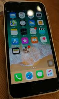 Apple iphone 6s 128G - space grey