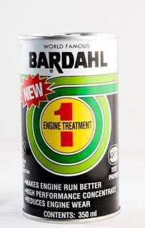 Bardahl 1 engine treatment
