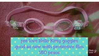 Pre love goggles