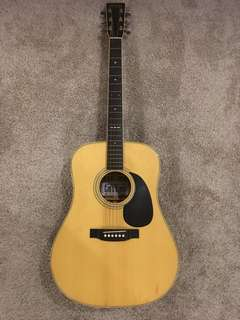 Tokai Cat's Eyes Acoustic Guitar