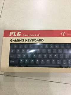 PLG Gaming keyboard