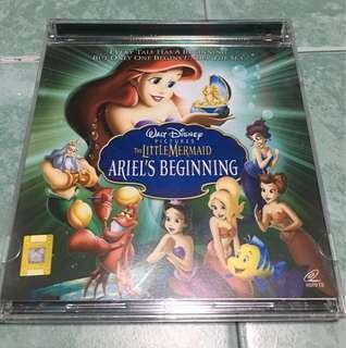 Little Mermaid Ariel's Beginning