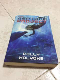 """The Neptune Project"" by Polly Holyoke"