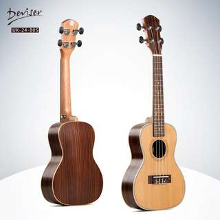 Deviser Ukelele UK80S Solid Top (Stock Clearance Sale)