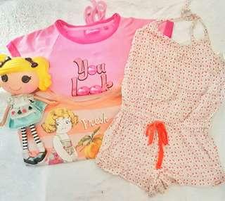 Girl's Dress (SET 02)