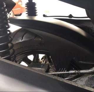 Yamaha Xmax 300 Rear Tyre Hugger