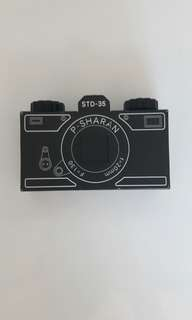 Pinhole P-Sharan Paper Camera