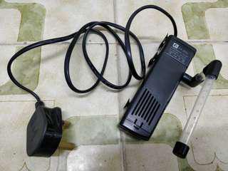 魚缸泵 濾水器 潛濾