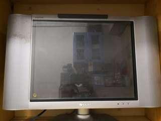 日本制Sharp Aquos LCD TV 20寸