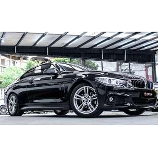 2015 BMW 420I